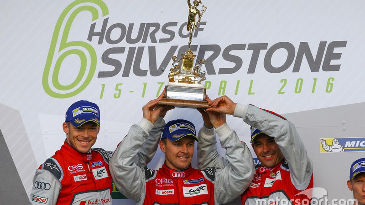 Audi Sport Team WEC Silverstone