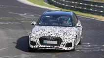 2017 Audi RS4 Avant casus fotoğrafları