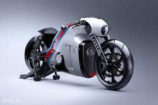 Lotus C-01 Superbike is a 200-HP, Carbon Fiber British Beast