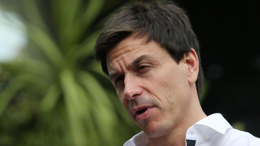 Wolff hopes Malaysia stops equalisation 'nonsense'