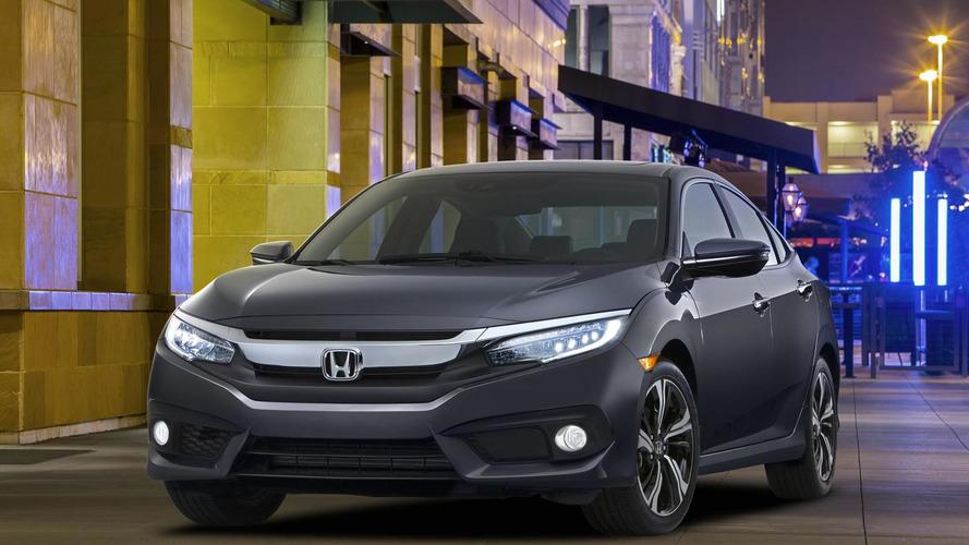2017 model Honda Civic Sedan'ın Türkiye fiyatları açıklandı