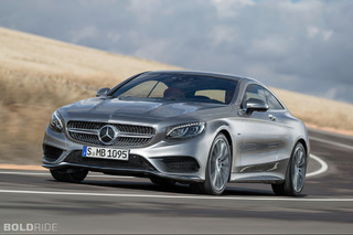 UK Pricing Released for Mercedes-Benz S-Class Coupe
