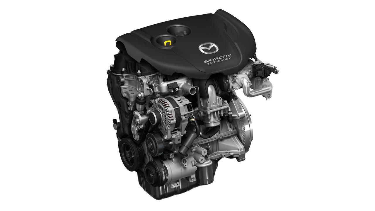 Mazda Skyactiv-D 2.2 engine