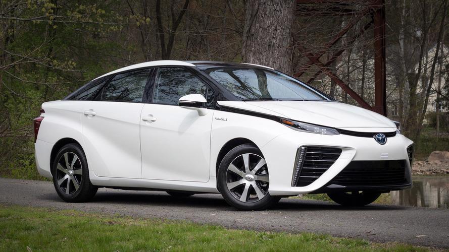 Toyota : l'hydrogène au prix de l'hybride en 2025 ?
