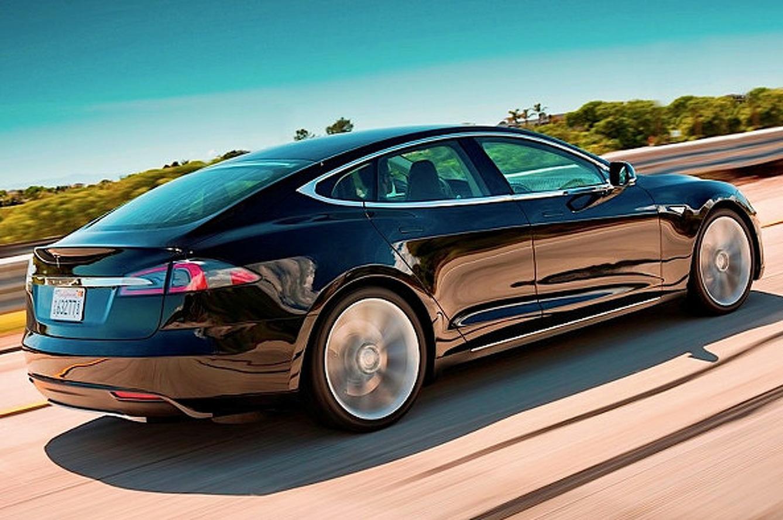 Tesla Model S Purchased Using Bitcoin (Sort of)