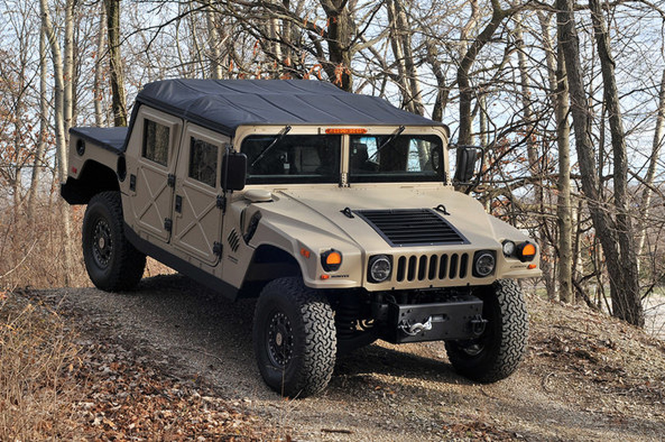Call Of Duty Publisher Sued Over Using Hummers In Games