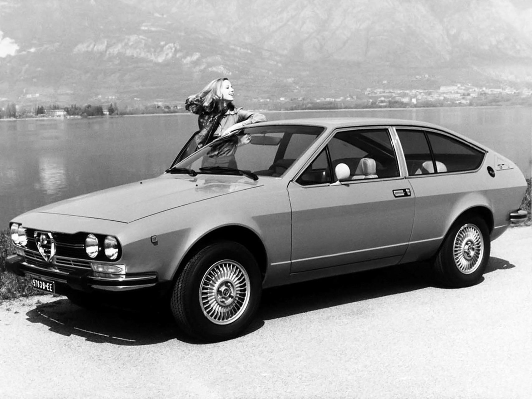 Alfa Romeo Alfetta GTV 6 2.5i