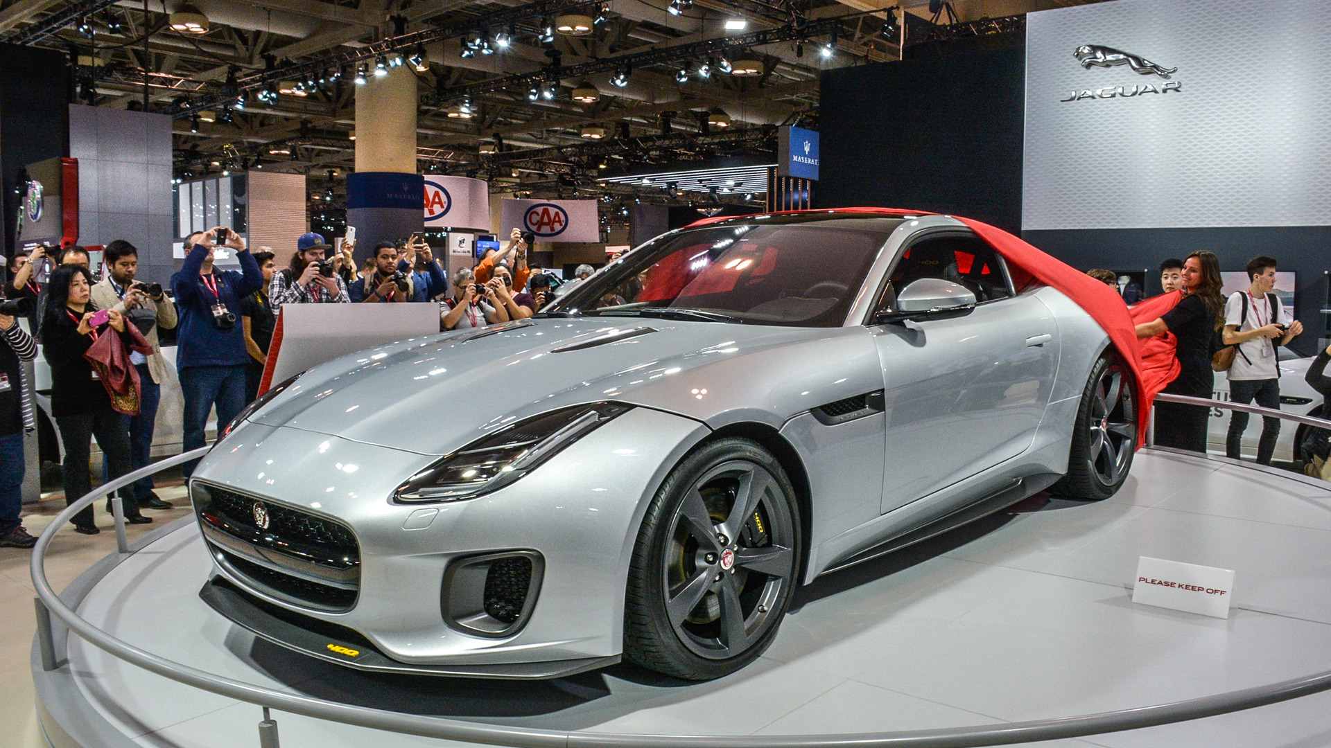 2018 jaguar f type 400 sport launches available for one year only. Black Bedroom Furniture Sets. Home Design Ideas