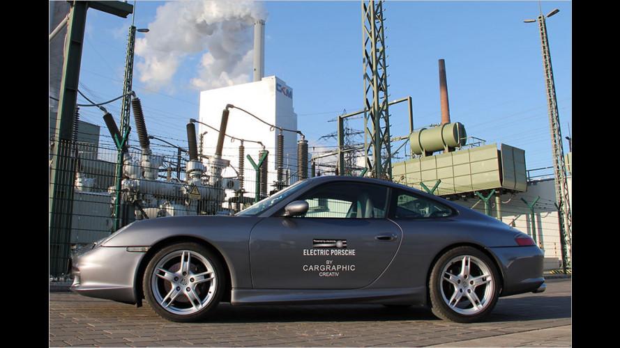 Elektro-Umbau für den Porsche 911