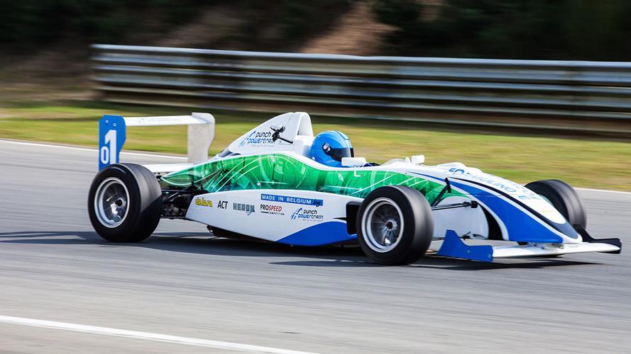 Et voici la Formule E