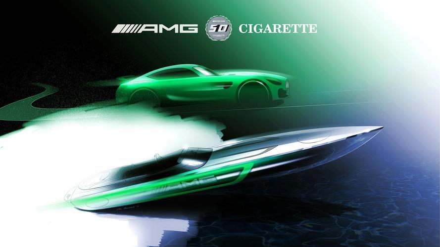 Cigarette Racing, bu sefer de Mercedes-AMG GT R'dan ilham aldı