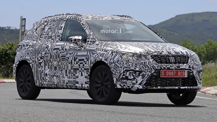 SEAT Arona Spied Hiding What We Have Seen Already