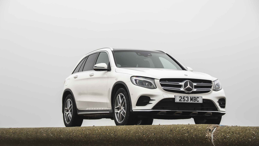 2017 Mercedes GLC Review