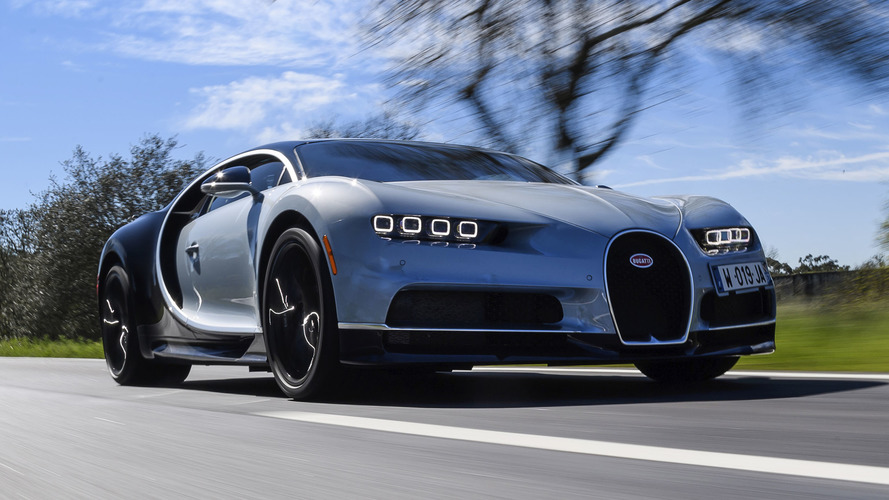 Bugatti Chiron Successor Will Be Electrified In Some Way