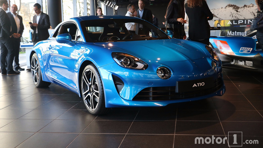Alpine Wants A Porsche Macan-Beating SUV