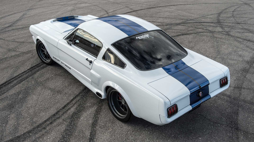 Classic Recreations 1966 Shelby Mustang GT350CR