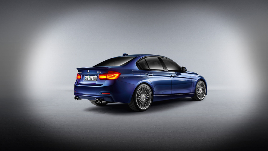 Alpina B3 ve B4 Biturbo S