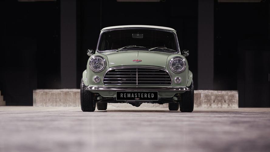 El Mini clásico vuelve... con un precio de 58.000 euros