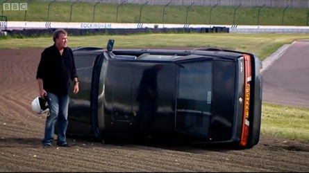 9 Times The Top Gear Crew Crashed Like Pros