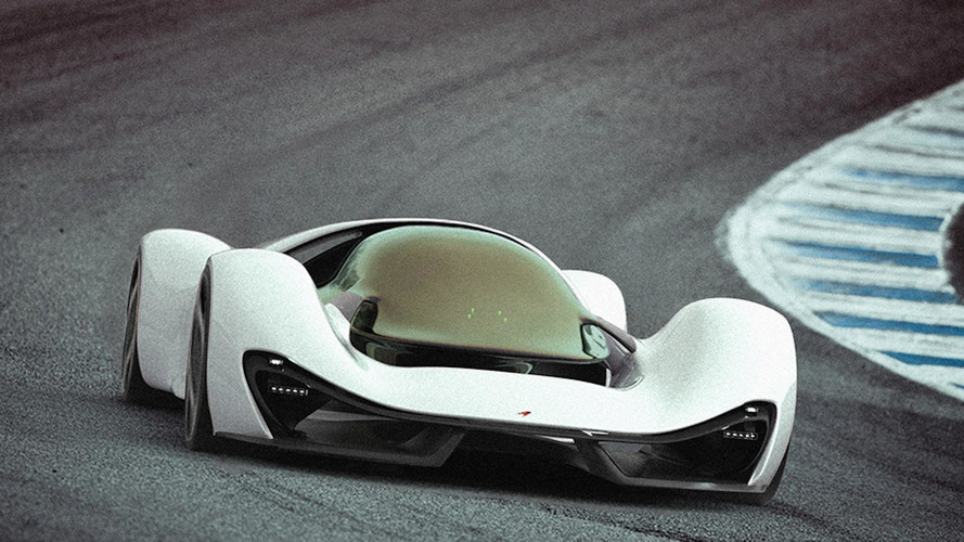 This McLaren Hypercar Concept Would Be The Perfect P1 Replacement