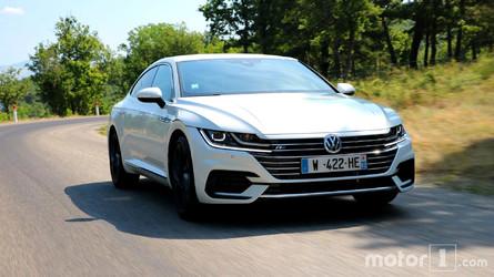 Essai Volkswagen Arteon - Les premiums n'ont qu'à bien se tenir !