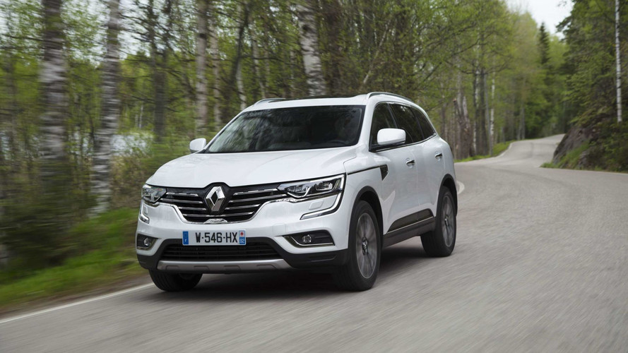 2018 renault suv. unique renault 2018 renault koleos review and renault suv c