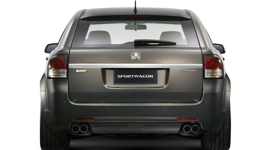 Holden VE Commodore Sportwagon Unveiled