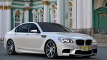 BMW M7 render / Auto Projecoes