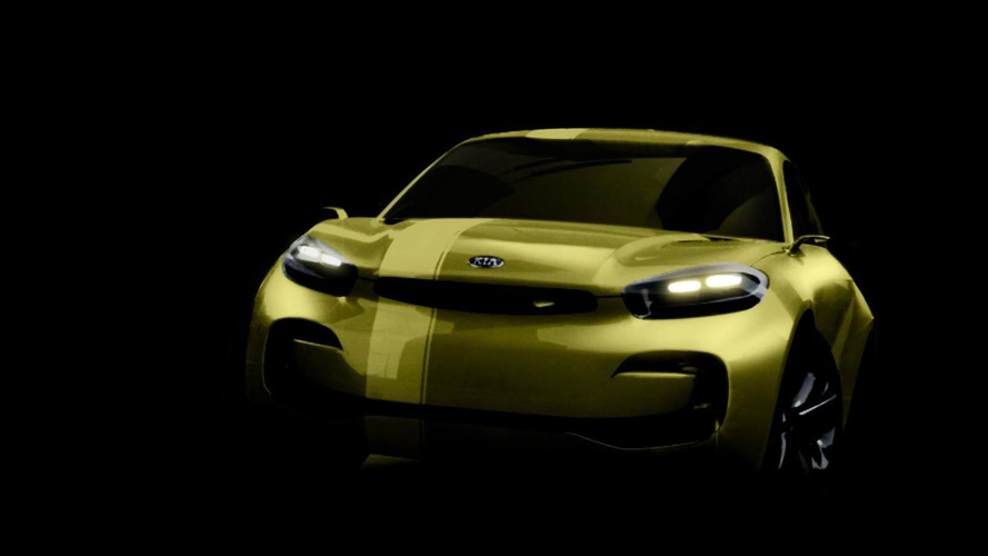 Kia CUB concept announced for Seoul Motor Show debut
