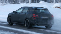 Mercedes-Benz GLA 45 AMG spy photo 16.1.2013 / Automedia