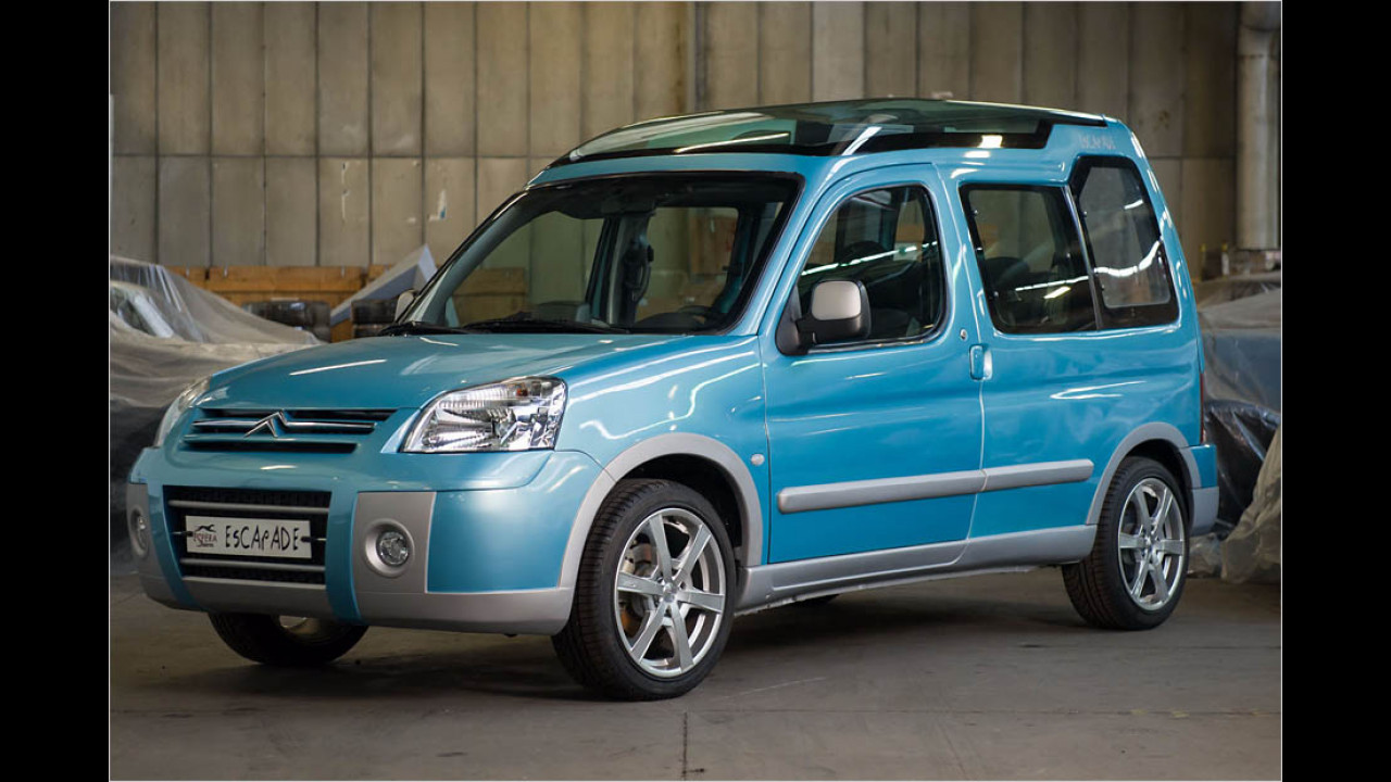 2001 Citroën Berlingo Escapade Sbarro