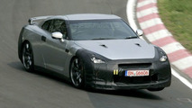 SPY PHOTOS: Nissan GT-R at Nurburgring
