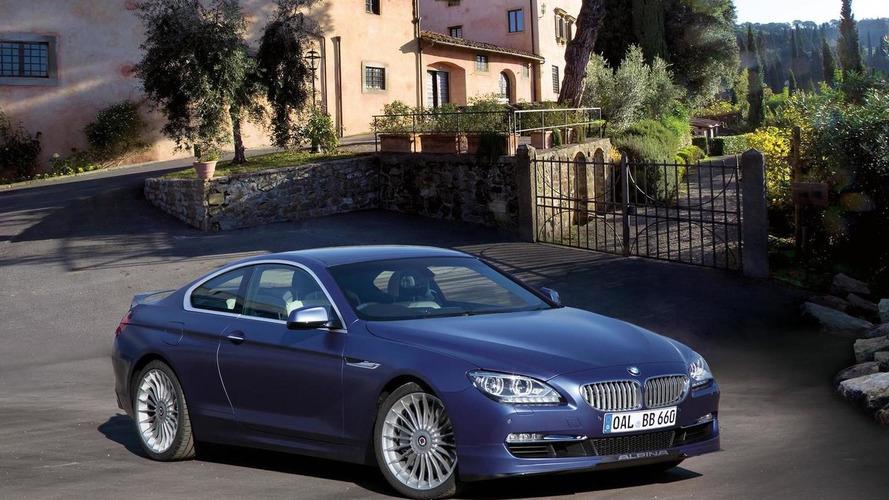 2012 BMW Alpina B6 Bi-Turbo Coupe