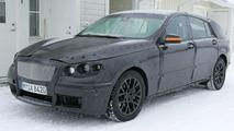 BMW V Series Spied
