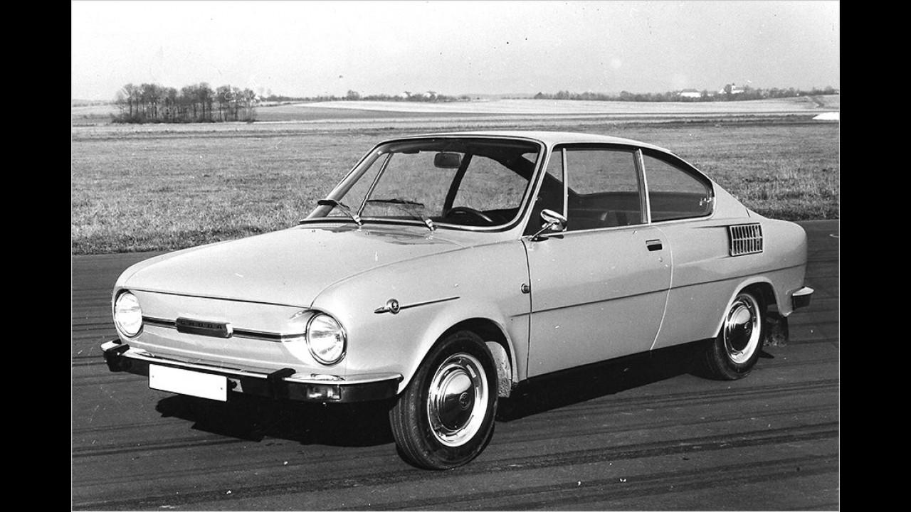 1970: Skoda 110 R Coupé