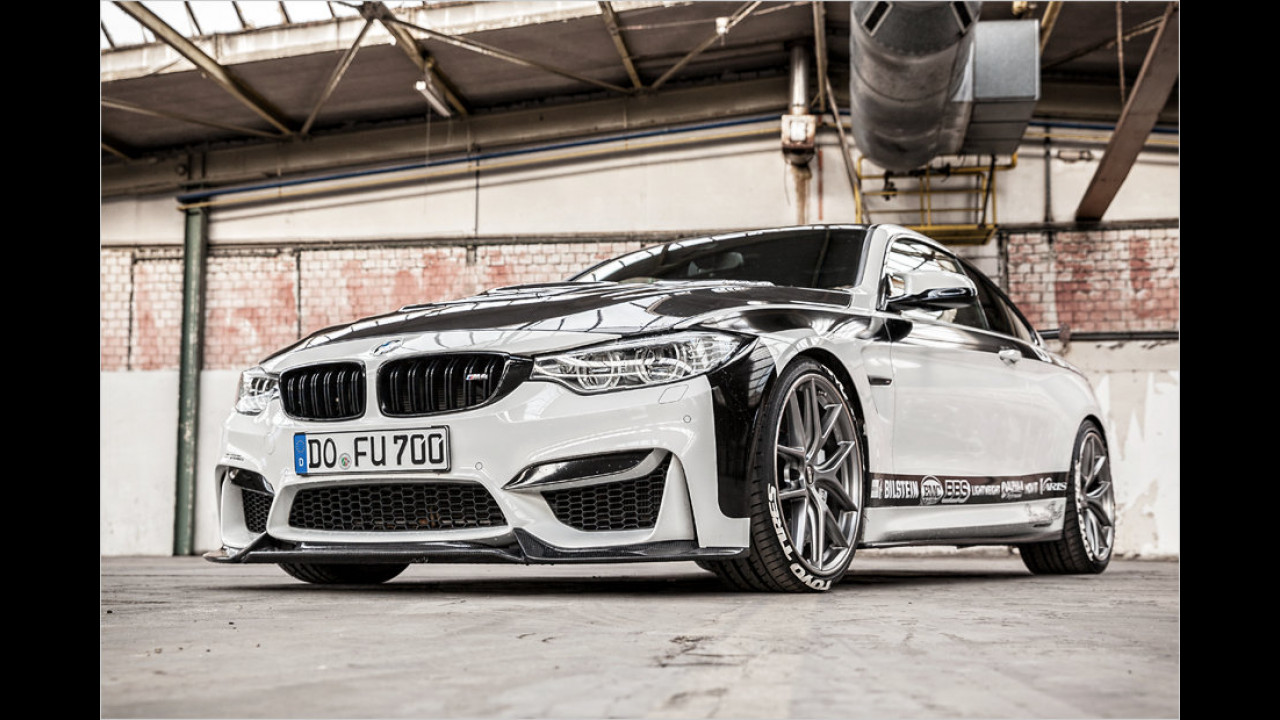Brutaler BMW M4 aus Dortmund