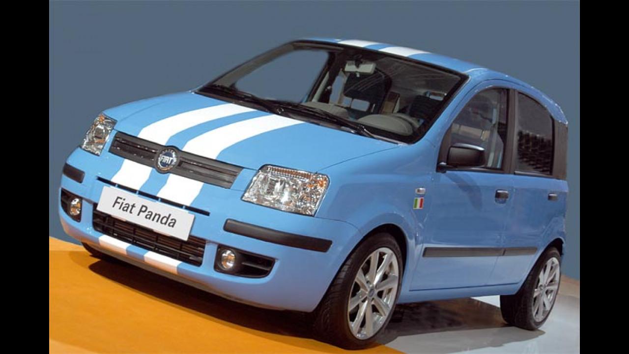 Limitiert: Fiat Panda Imola