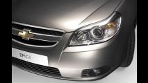 Chevrolet Epica: Evanda-Nachfolger