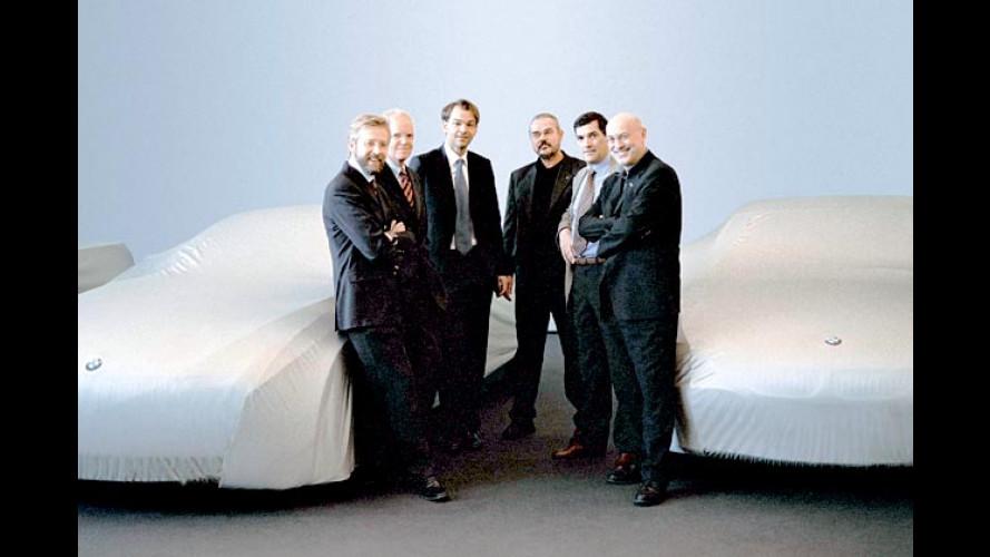 BMW: Design-Chef Bangle mischt die Führungs-Karten neu
