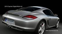2010 Porsche Cayman S