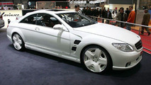 Mercedes CL-Class by Lorinser