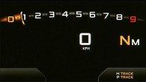 Vídeo-teaser mostra painel digital do novo McLaren P1