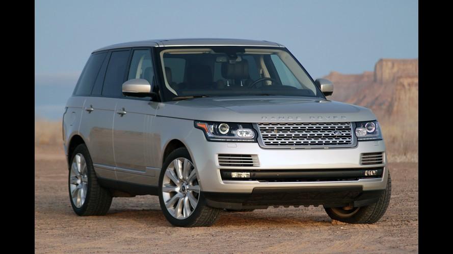 Land Rover confirma novo motor V6 Turbo para Range Rover Vogue nos EUA