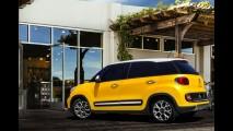 Fiat apresenta oficialmente o 500L na versão norte-americana