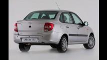 Datsun voltará ao mercado em 2014 com modelo baseado no Lada Granta