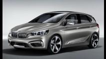 BMW divulga primeiras imagens e informações oficiais sobre o Active Tourer Concept