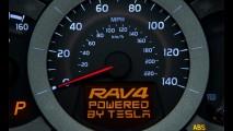 Teaser: Toyota RAV4 elétrico