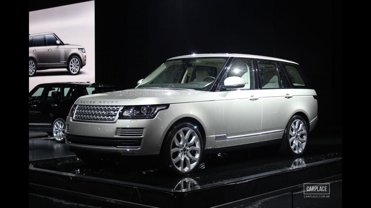 Land Rover confirma produção de versão híbrida plug-in do novo Range Rover
