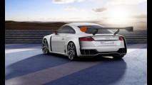 Audi revela TT Clubsport com dois turbos e 600 cv!