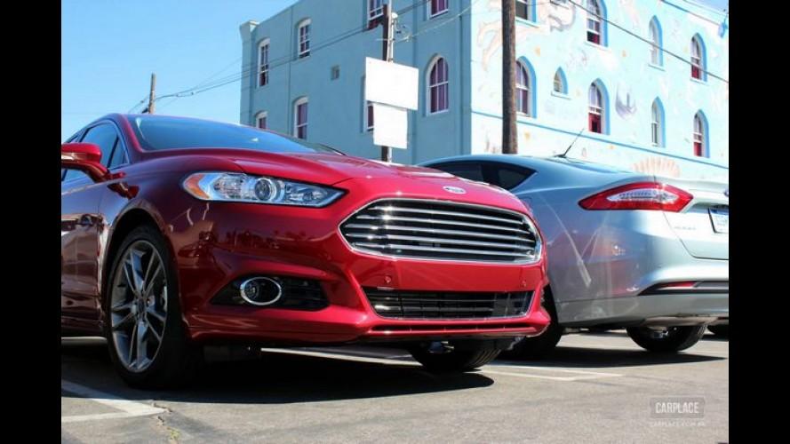 Ford Fusion é convocado para recall no Brasil - 38 unidades estão envolvidas